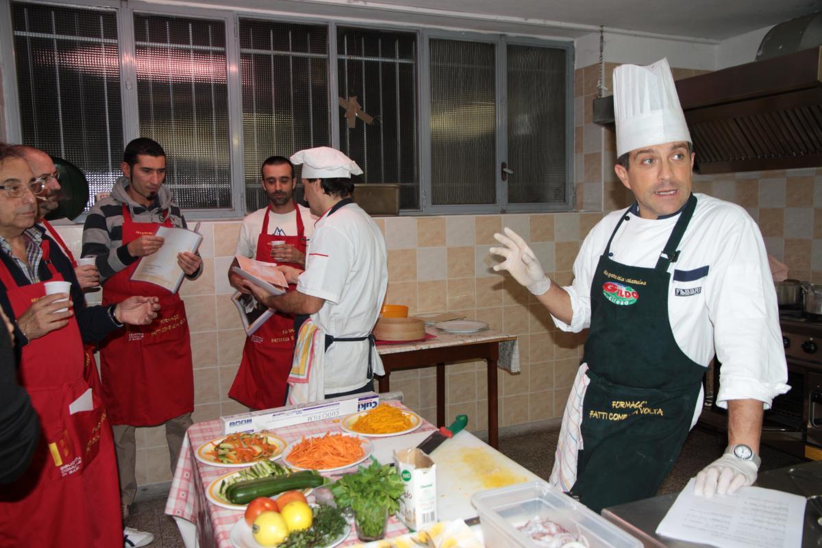 Corso di cucina 2013