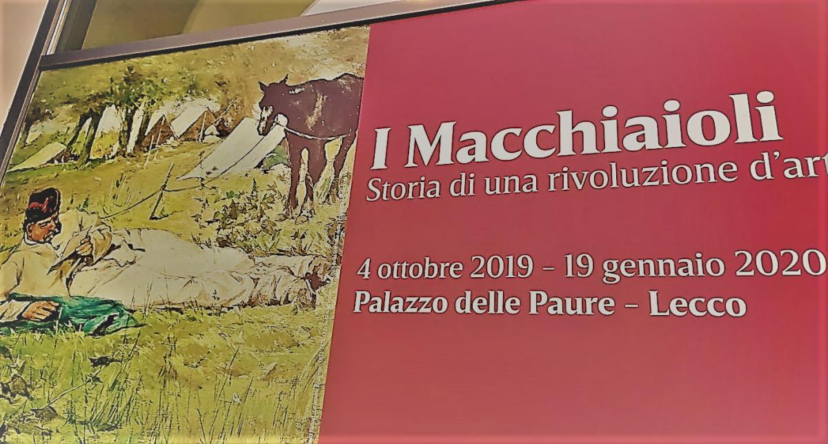 """Visita alla mostra """"I Macchiaioli"""""""