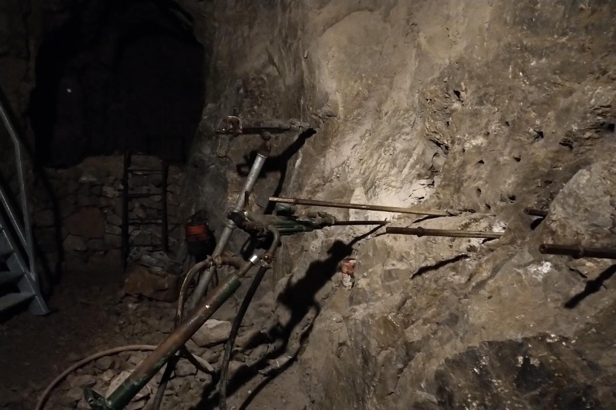 Escursione Miniere Piani dei Resinelli