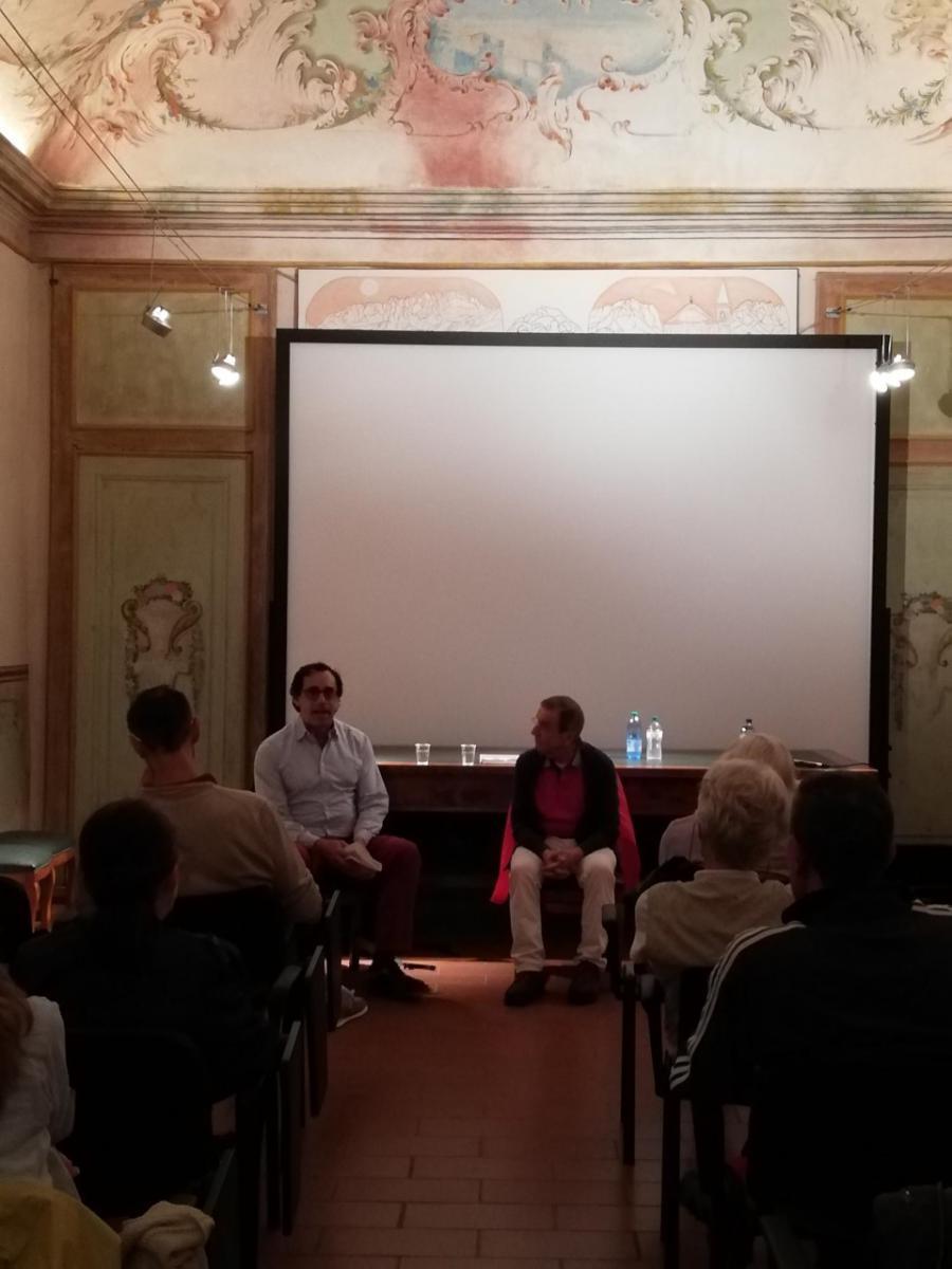 """Incontro con l'autore - Corrado Occhipinti Confalonieri - """"La moglie del santo"""