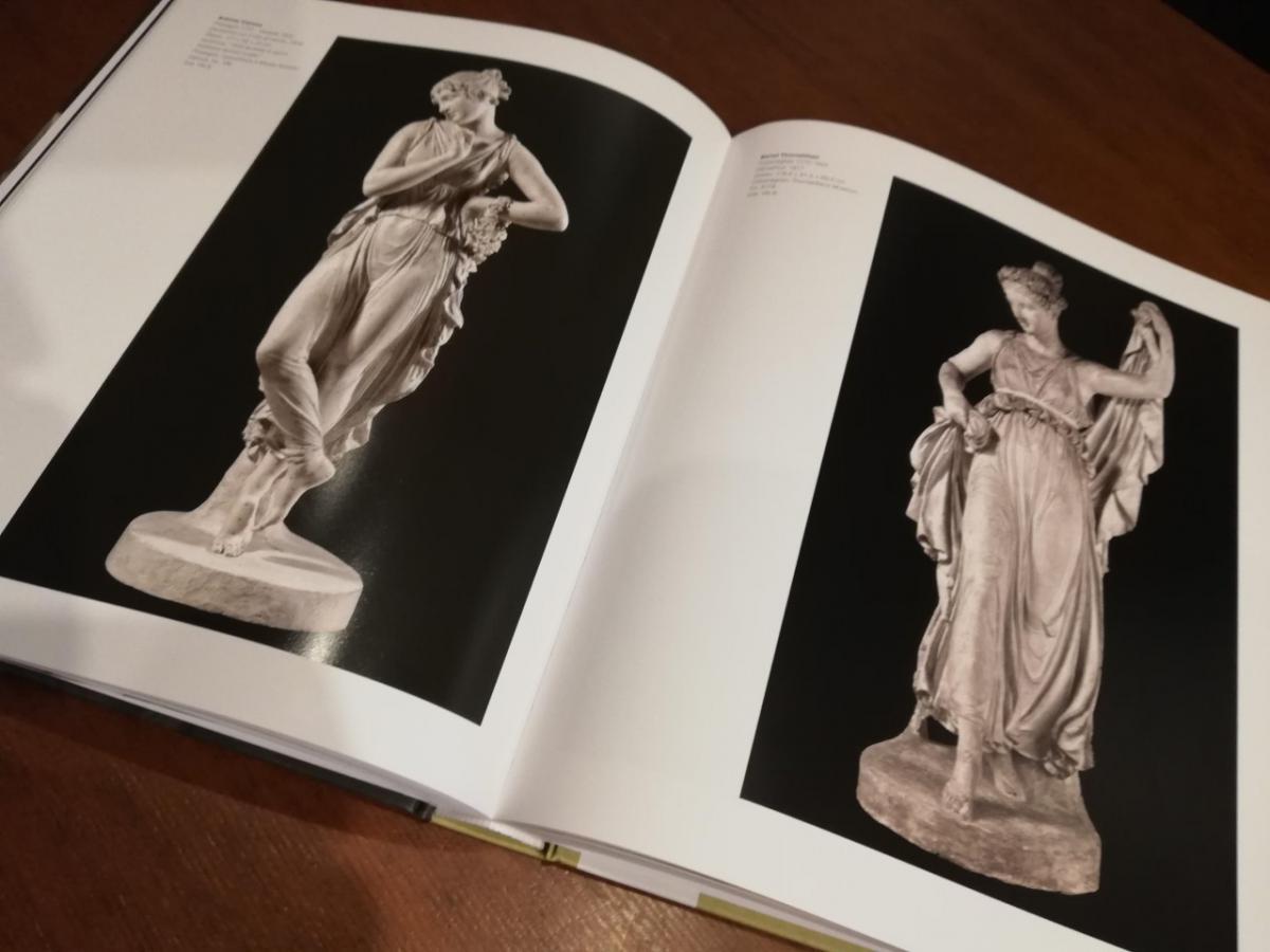 """""""Canova e Thorvaldsen. La nascita della scultura moderna"""" - catalogo della mostra"""
